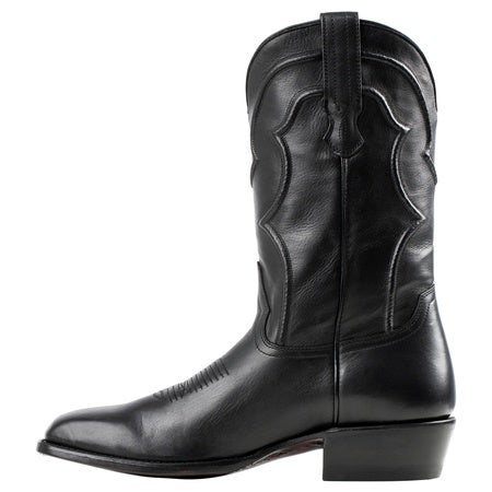 The Cavalier, Smokehouse Black, 9.5D Mens Boot Image