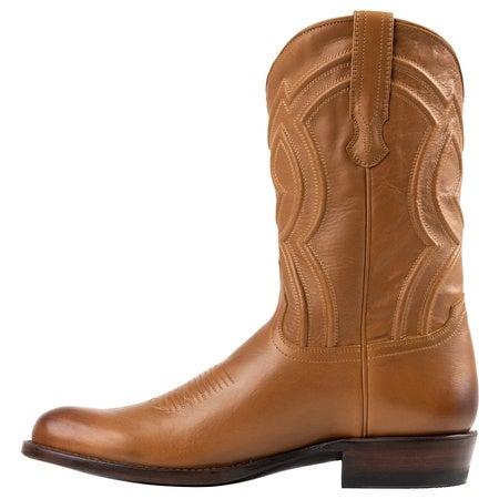 The Eastwood, Sahara Yellow, 7D Mens Boot Image