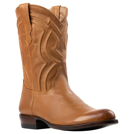 The Eastwood, Sahara Yellow, 11D Mens Boot Image