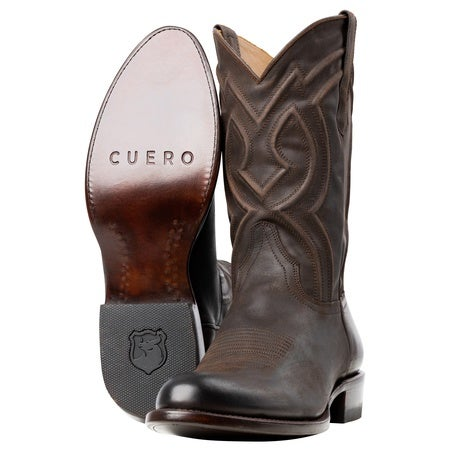 The Eastwood, Vintage Tobacco, 8D Mens Boot Image