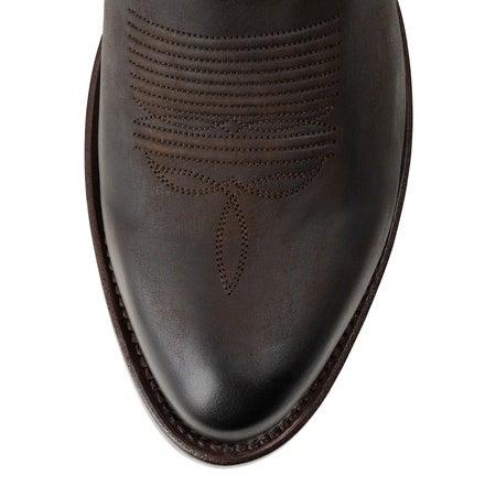 The Eastwood, Vintage Tobacco, 11.5EE Mens Boot Image