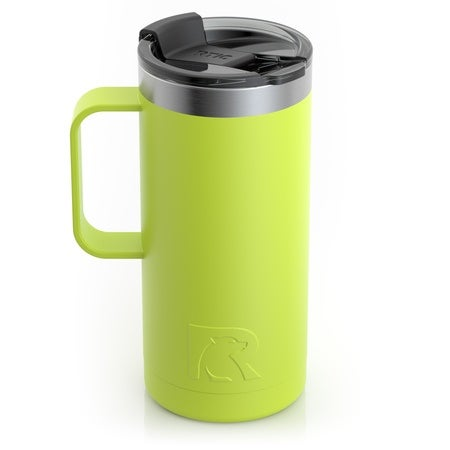 16oz Travel Mug, Citrus, Matte Image