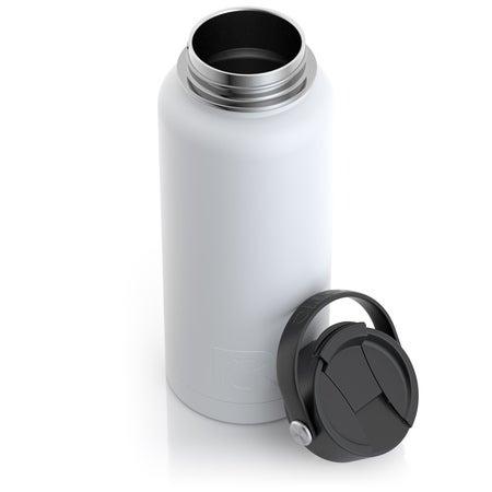 32oz Bottle, Chalk, Matte Image
