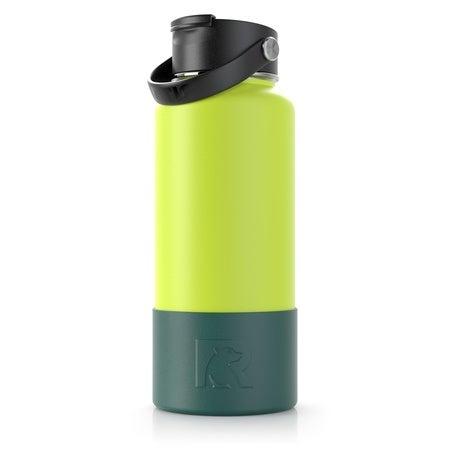 32 & 40 oz Bottle Boot, Forest Green, Matte Image