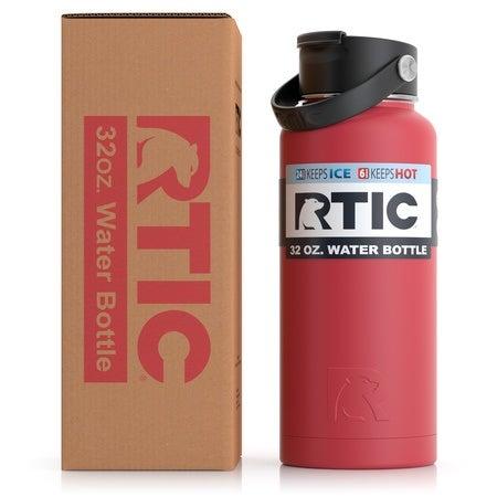 32oz Bottle, Brick, Matte Image