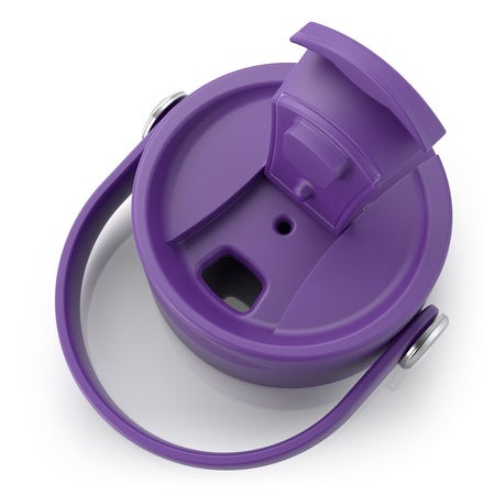 32 & 40 oz Swing Lid, Majestic Purple, Matte Image