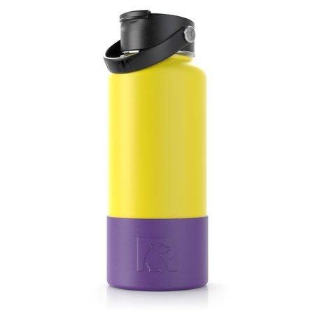 32 & 40 oz Bottle Boot, Majestic Purple, Matte Image