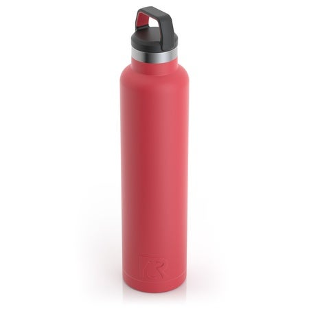 26oz Water Bottle, Brick, Matte Image