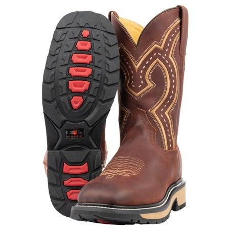 Shop The Smith – Men's Soft Toe Work Boot | Cuero