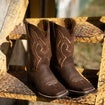 The Vincent, Crazy Brown, 11D Mens Boot, Honeycomb Technology Thumnail