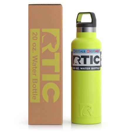 20oz Water Bottle, Citrus, Matte Image