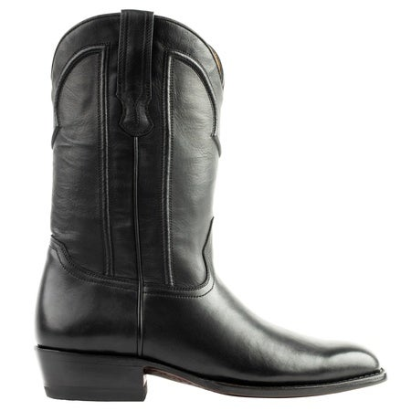 The Boss, Smokehouse Black, 10D Mens Boot Image