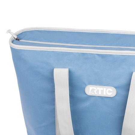Day Cooler Insulated Tote Bag, Slate Blue Image