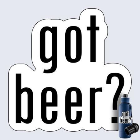 Beer Decals