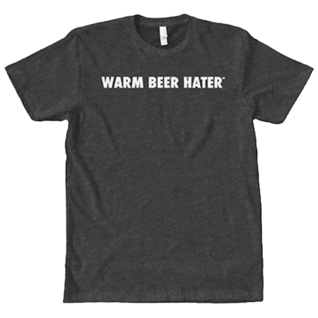 Warm Beer Hater Shirt