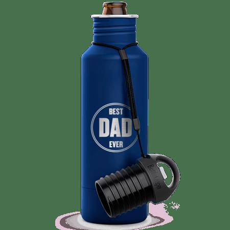 Best Dad Ever - Standard 12oz BottleKeeper