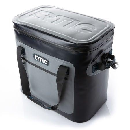 Soft Pack 40 Can Cooler, Blue / Grey Image