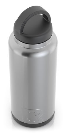 36oz Bottle, Stainless, Glossy, Case of 30 Image