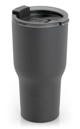 Black 20 oz. RTIC Tumbler