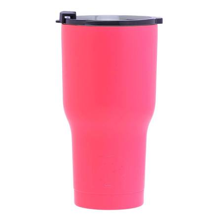 20 oz. Pink RTIC Tumbler - Case of 48