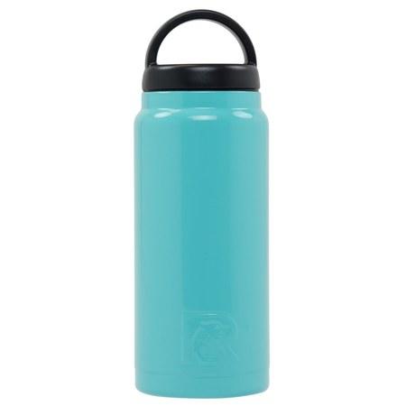 18oz Bottle, Teal, Glossy Image