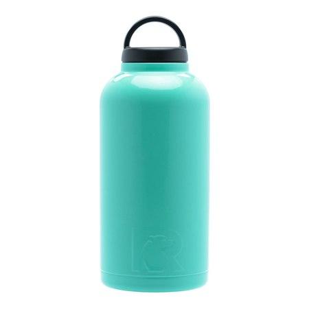 4dbd9226385 Shop Teal RTIC 64oz Bottle