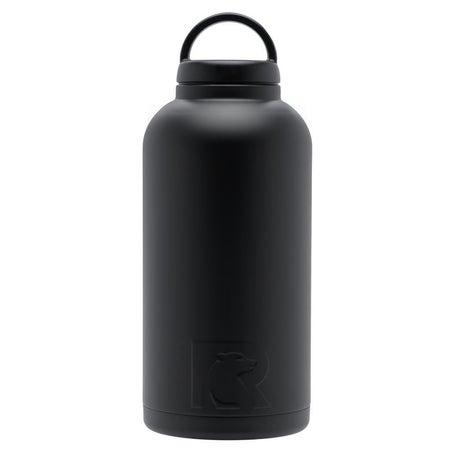 Black 64 oz. RTIC Bottle - Case of 16