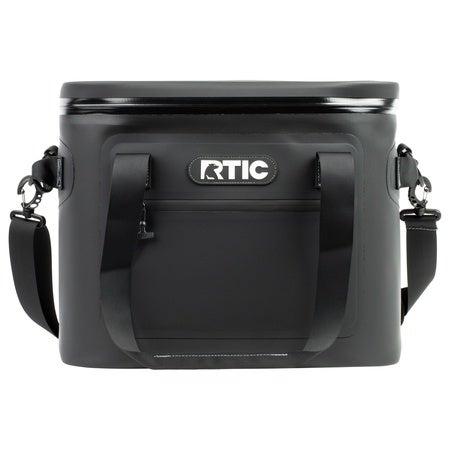 Soft Pack 30 Can Cooler, Black Image