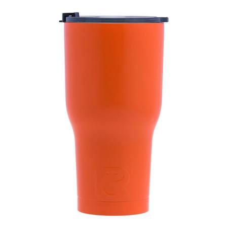 30oz Tumbler, Orange, Case of 30