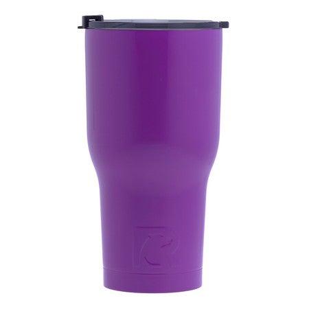 30oz Tumbler, Purple, Case of 30
