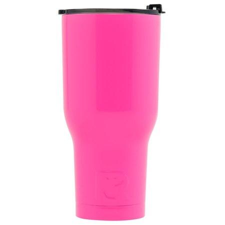 40oz Tumbler, Pink, Case of 30