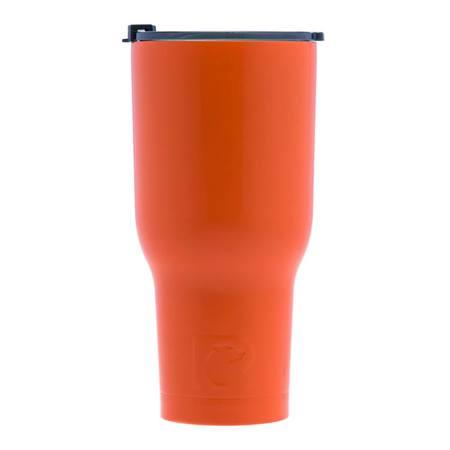 40oz Tumbler, Orange, Case of 30