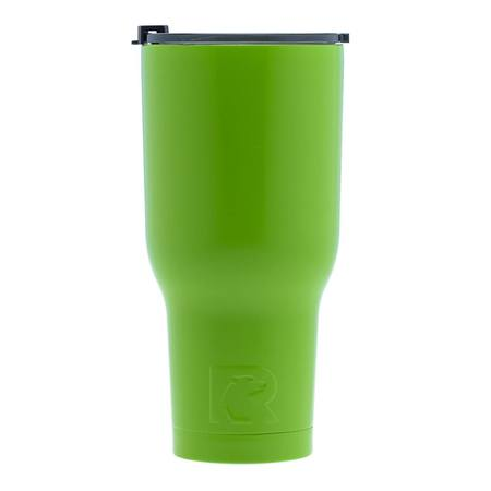 40oz Tumbler, Lime Green, Case of 30