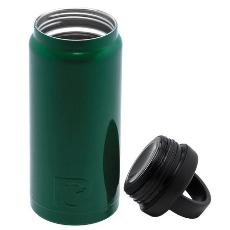 18oz Bottle, Forest Green, Glossy Image