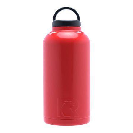 64oz Bottle, Red, Case of 16