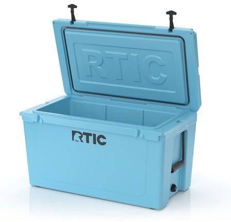 RTIC 110 Quart Hard Cooler, Blue Image