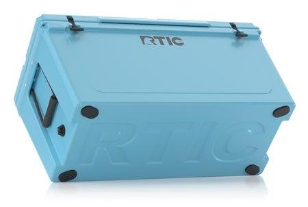 RTIC 145 Quart Hard Cooler, Blue Image