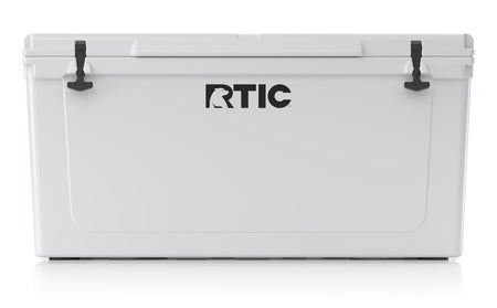 RTIC 145 Quart Hard Cooler, White Image