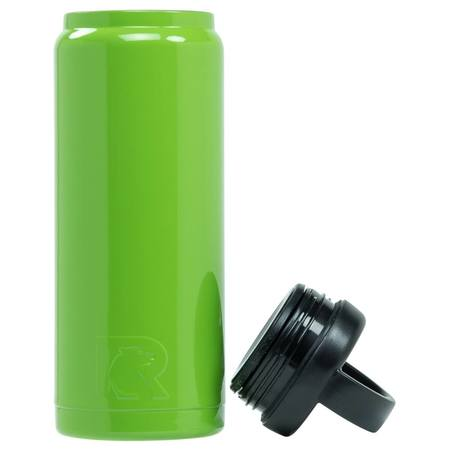 26oz Bottle, Lime Green, Glossy Image