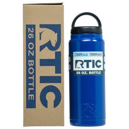 26oz Bottle, Royal Blue, Glossy Image
