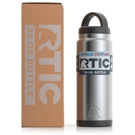 26oz Bottle, Stainless, Glossy Image