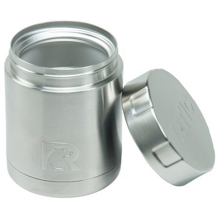 12oz Food Container, Stainless Image