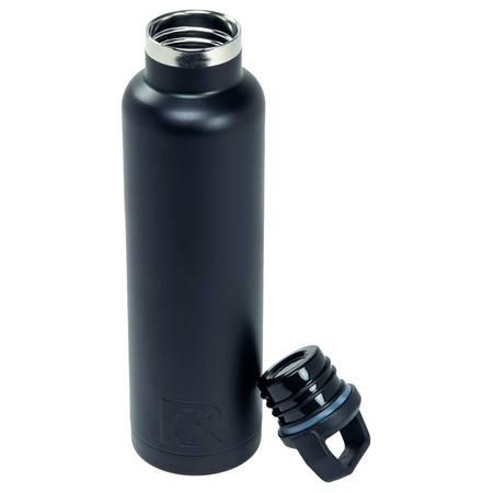 26oz Water Bottle, Charcoal Image