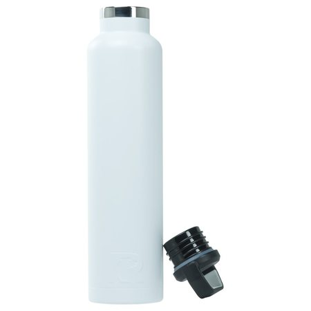26oz Water Bottle, Chalk, Matte Image