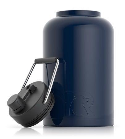 One Gallon Jug, Navy, Glossy Image