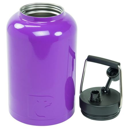 One Gallon Jug, Purple, Glossy Image