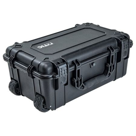 """RTIC 22"""" Rolling Travel Case, Black Image"""