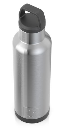 20oz Water Bottle, Stainless, Matte, Case of 24 Image