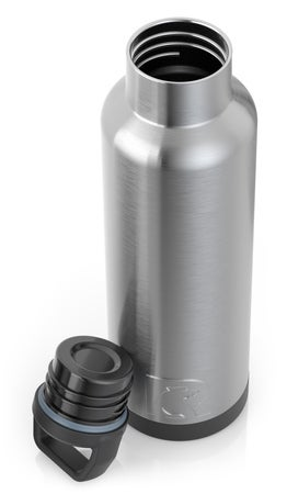 20oz Water Bottle, Stainless, Matte Image