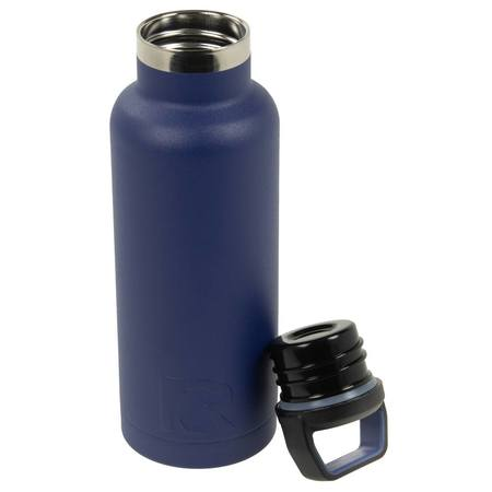 16oz Water Bottle, Freedom Blue, Matte Image
